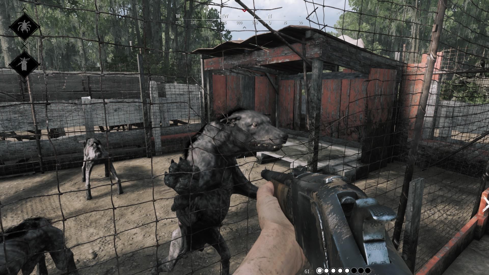 Llevamos varios días jugando a Hunt: Showdown en PS4. Es sorprendente que el juego haya pasado por mi nariz porque es único. 7