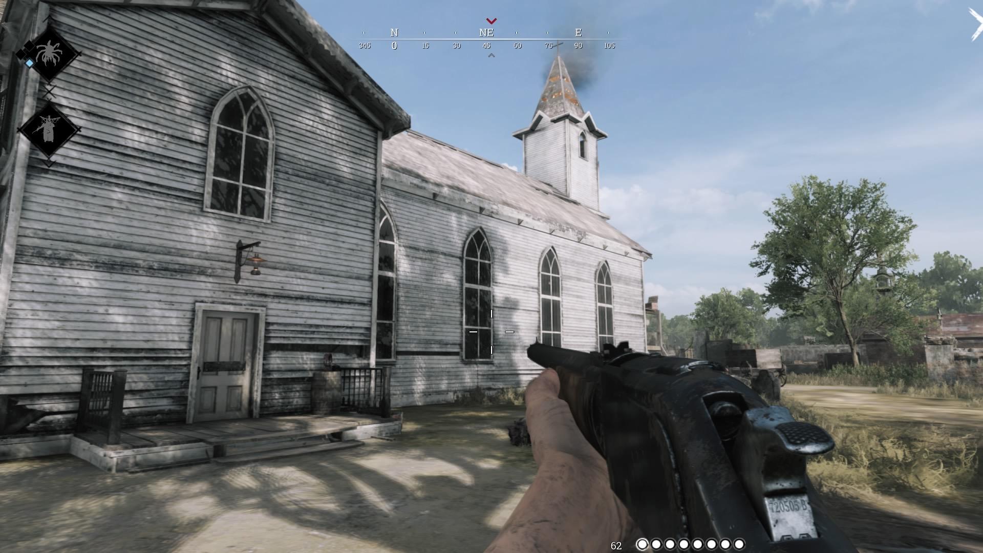 Llevamos varios días jugando a Hunt: Showdown en PS4. Es sorprendente que el juego haya pasado por mi nariz porque es único. 5