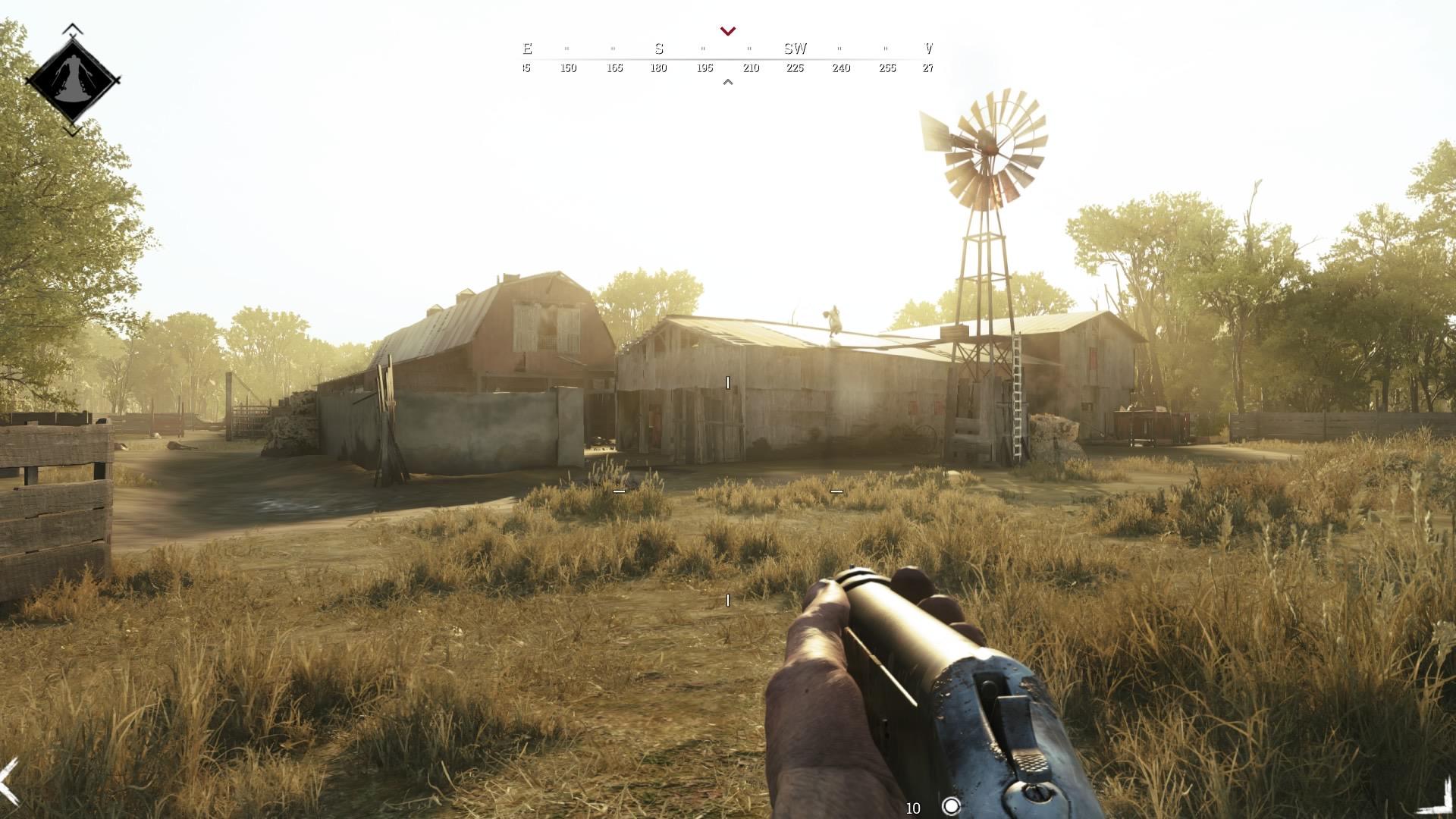 Llevamos varios días jugando a Hunt: Showdown en PS4. Es sorprendente que el juego haya pasado por mi nariz porque es único. 8