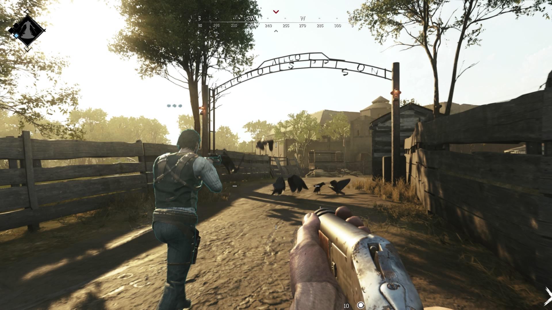 Llevamos varios días jugando a Hunt: Showdown en PS4. Es sorprendente que el juego haya pasado por mi nariz porque es único. 6