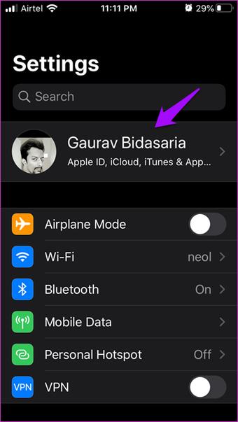 Memperbaiki App Store Menunggu Kesalahan Unduhan 11
