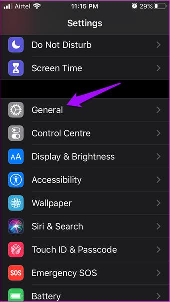 Memperbaiki App Store Menunggu Kesalahan Unduhan 13