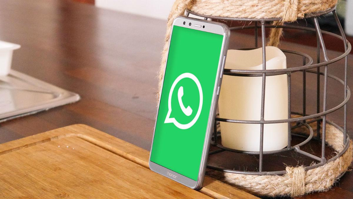 WhatsApp-tila voidaan jakaa Facebook, Google Kuvat ja Gmail