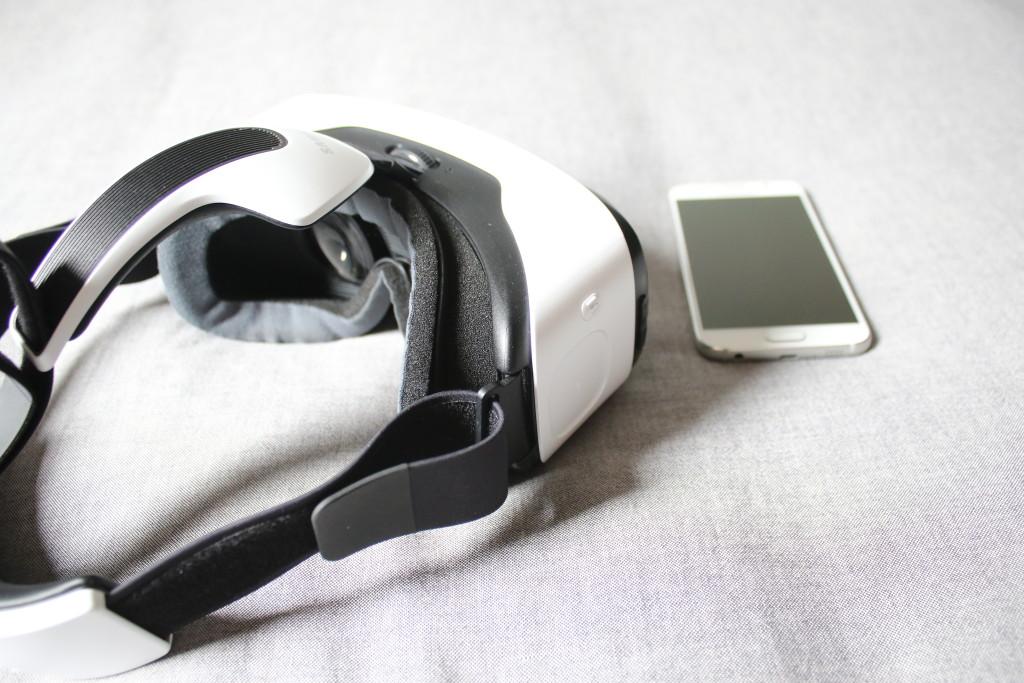 Samsung Gear VR (Rəy) 3