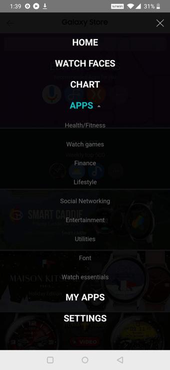 Cách thêm ứng dụng vào Samsung Galaxy Đồng hồ hoạt động 2 4