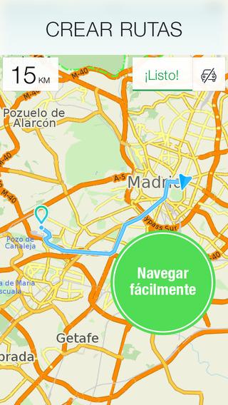 Maps.Me untuk iPhone, peta offline sehingga Anda tidak pernah tersesat 3