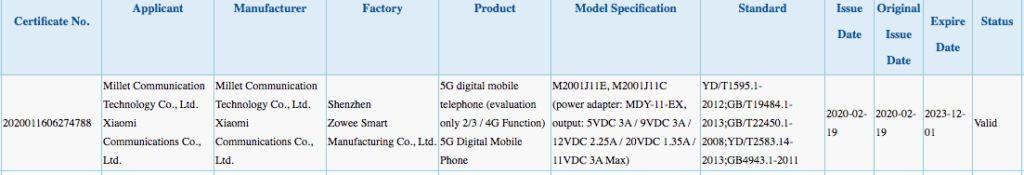O Redmi K30 Pro supostamente possui desenvolvedores de câmeras duplas, carregamento rápido de 33W também é uma dica 2