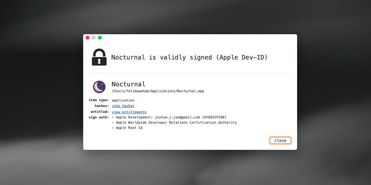Cara memeriksa apakah suatu aplikasi sudah masuk macOS 2