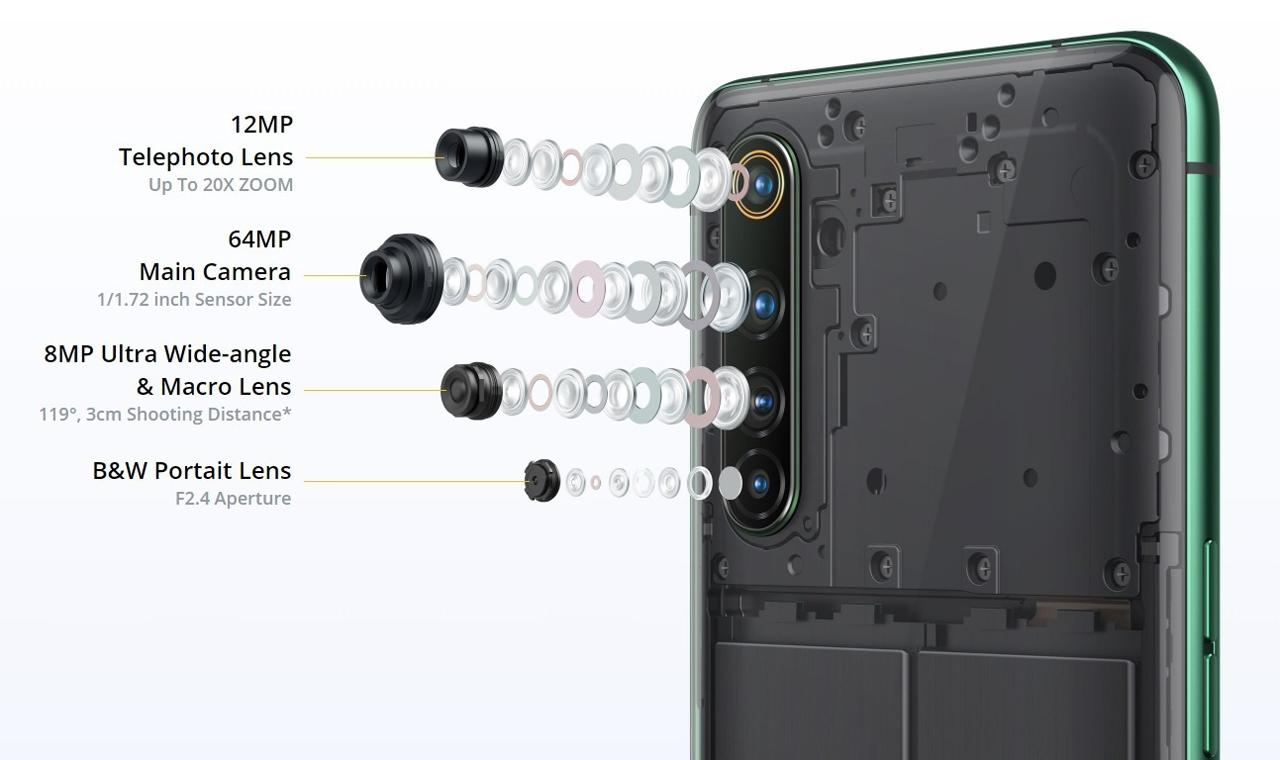Realme X50 Pro 5G Avropada rəsmi olaraq satışa çıxarıldı; 599 avrodan qiymətlər 3