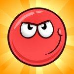 црвена топка 4