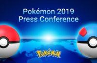 Gambar Konferensi Pers 2019 The Pokemon Company.
