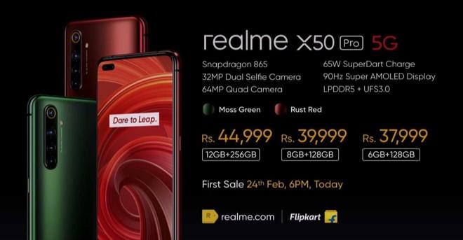 царството на X50 Pro 5G и официјално е претставено 11
