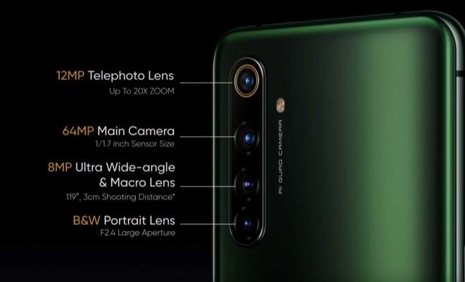 Официјално е претставен Realm X50 Pro 5G 9