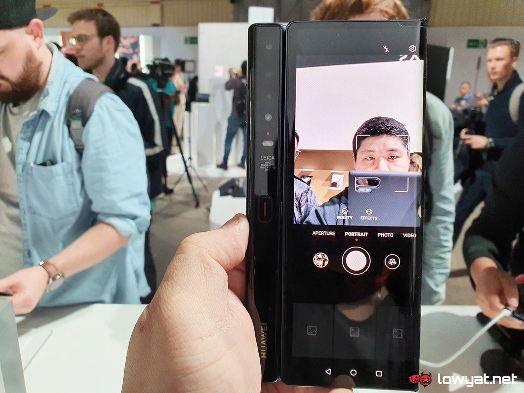 Huawei Mate Xs Handswe: Изработка на мали поправки 5