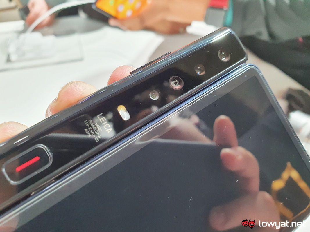 Huawei Mate Xs Handswe: Изработка на мали поправки 4