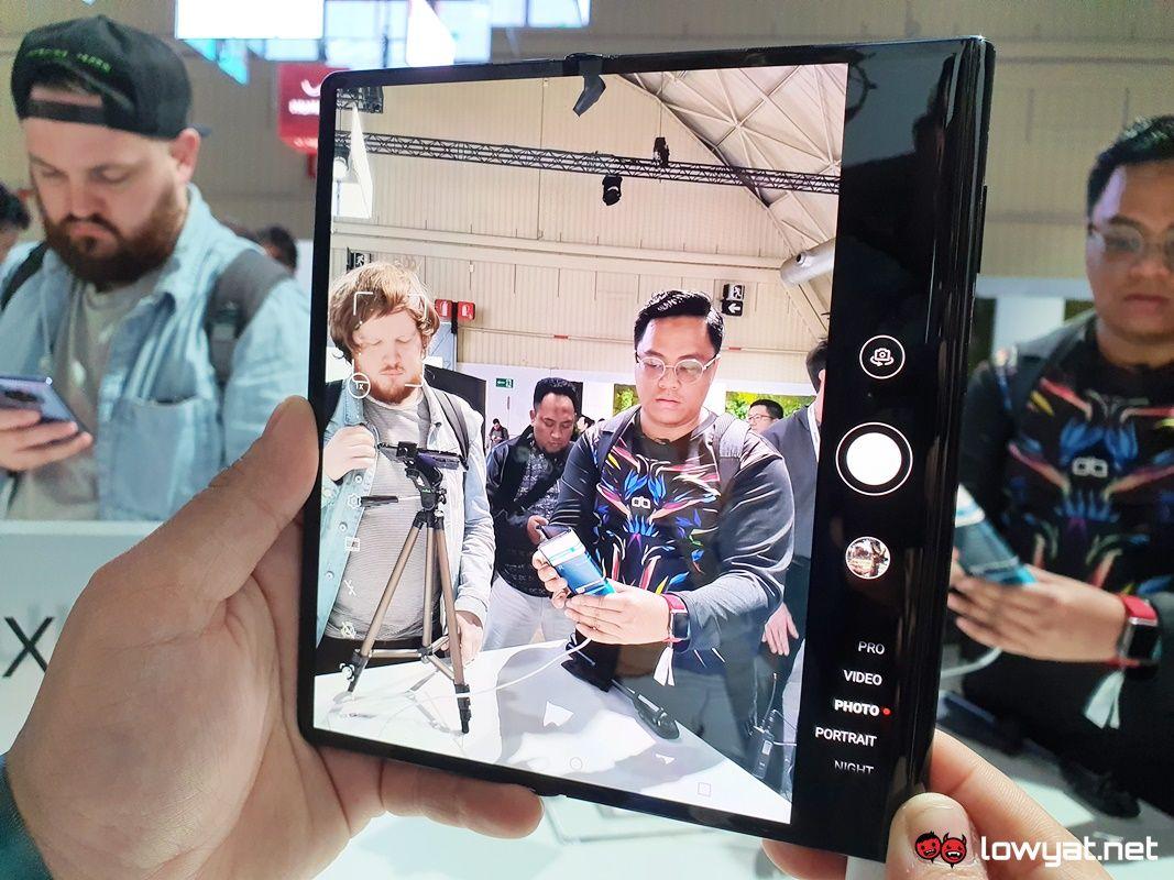 Huawei Mate Xs Handswe: Изработка на мали поправки 6