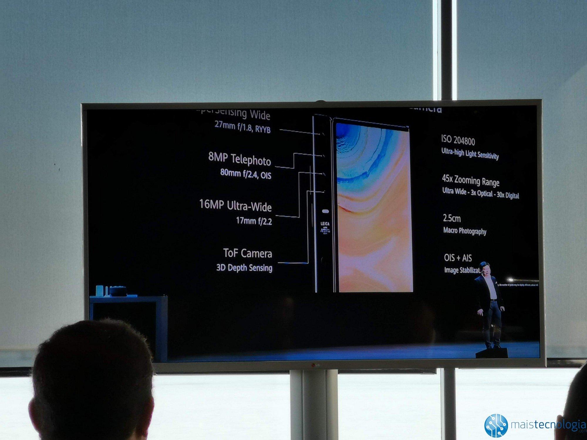 Huawei ги претставува новите Mate Xs, најновиот пати 1