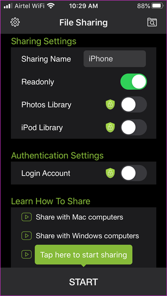 Transfer File Dari i OS ke PC Menggunakan Wi Fi 5