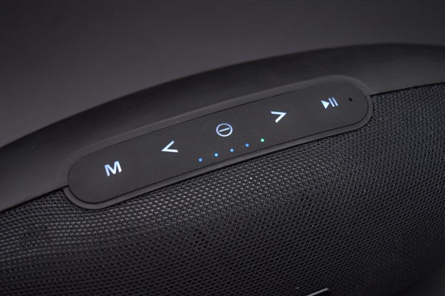 Sven PS-330: speaker nirkabel portabel dengan suara yang luar biasa 4