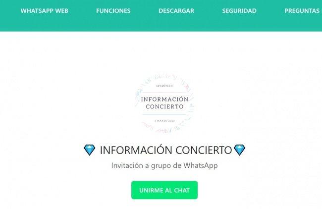 Şəkillər: WhatsApp Google qruplarına daxil olmağa imkan verir