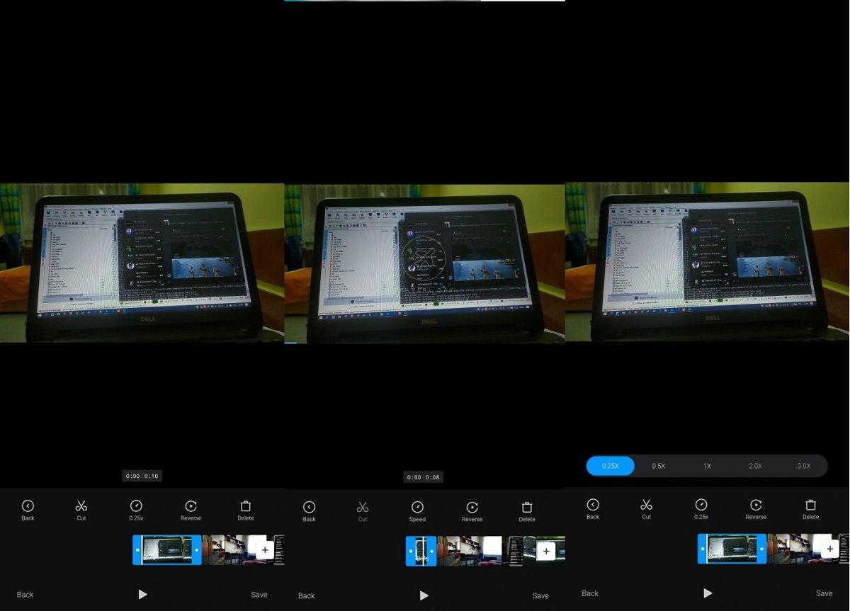 Editor de video Xiaomi
