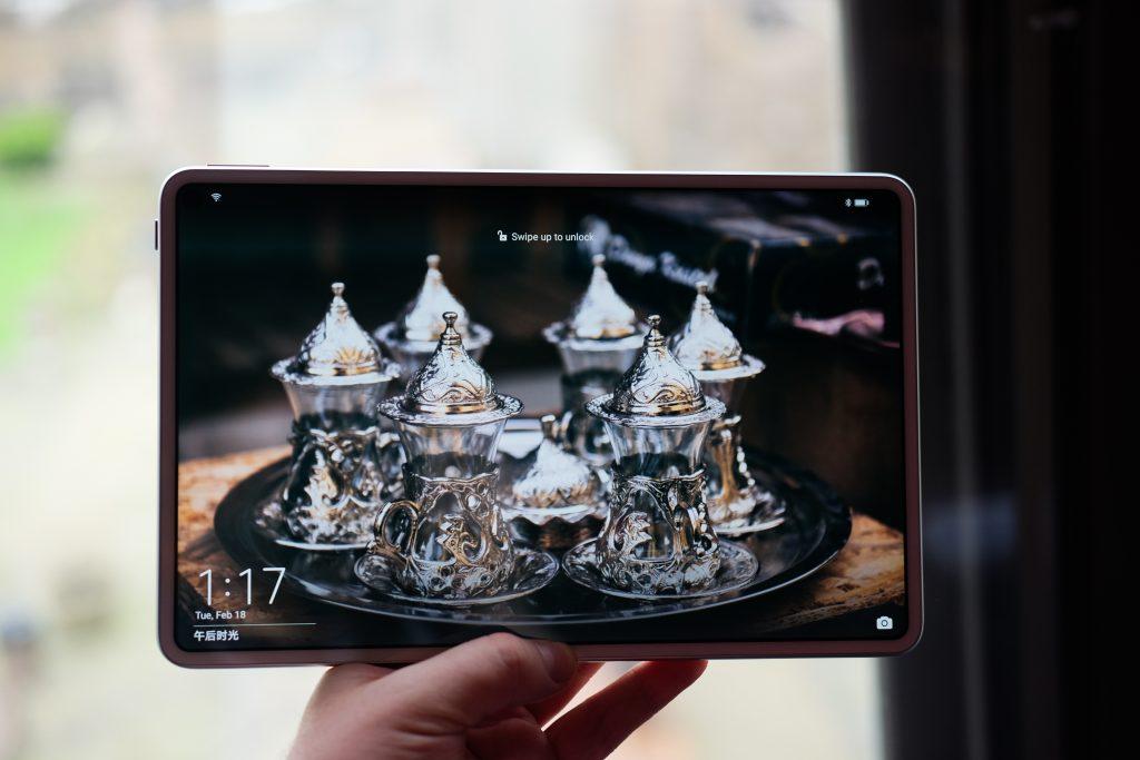 Get to work: Huawei MatePad Pro 3