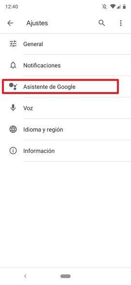 Konfiqurasiyalar Google Assistant / /