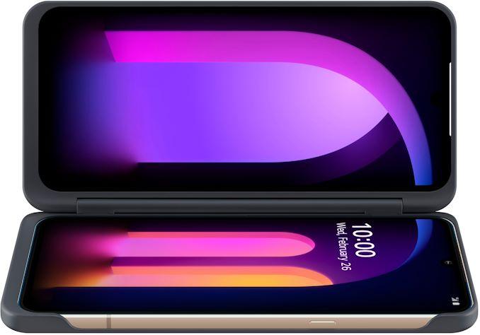 Деби на ThinkG 5G VG од LG: 6,8-инчен екран, Snapdragon 865, 8 GB RAM 2