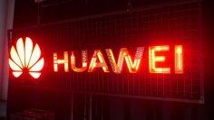 Логото на Huawei