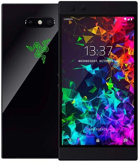11. Razer Phone 1 dan 2 Smartphone dengan Layar Refresh Rate 90Hz dan 120Hz
