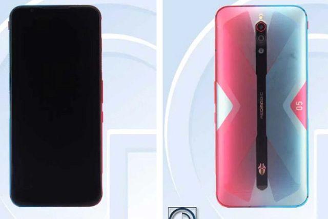 17. Nubia Red Magic 5G Smartphone dengan Layar Refresh Rate 90Hz dan 120Hz