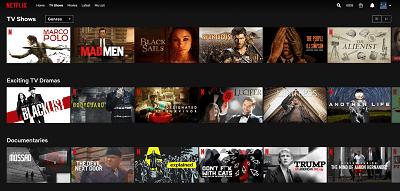 Cambiar idioma en Netflix en iPhone