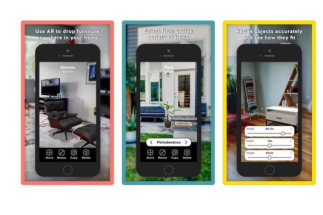 10 de las mejores aplicaciones ARKit en 2020: nuestra aplicación de realidad aumentada iOS seleccionada 4