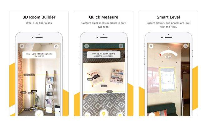 10 de las mejores aplicaciones ARKit en 2020: nuestra aplicación de realidad aumentada iOS seleccionada 6