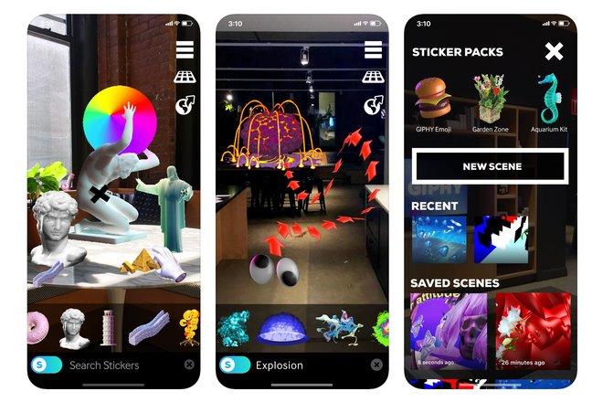 10 de las mejores aplicaciones ARKit en 2020: nuestra aplicación de realidad aumentada iOS seleccionada 3