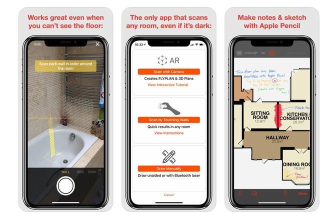 10 de las mejores aplicaciones ARKit en 2020: nuestra décima aplicación iOS de realidad aumentada