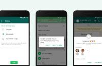 WhatsApp Group məxfilik parametrləri
