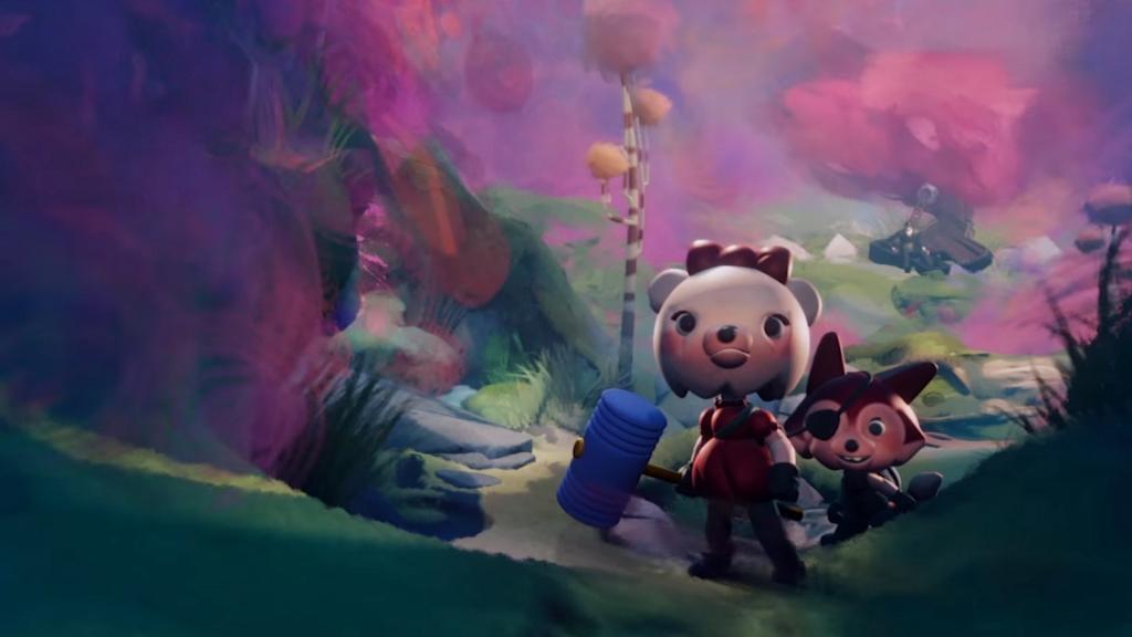 ¡Ya sea con juegos comunitarios o con tus propias creaciones, Dreams es una aventura única!