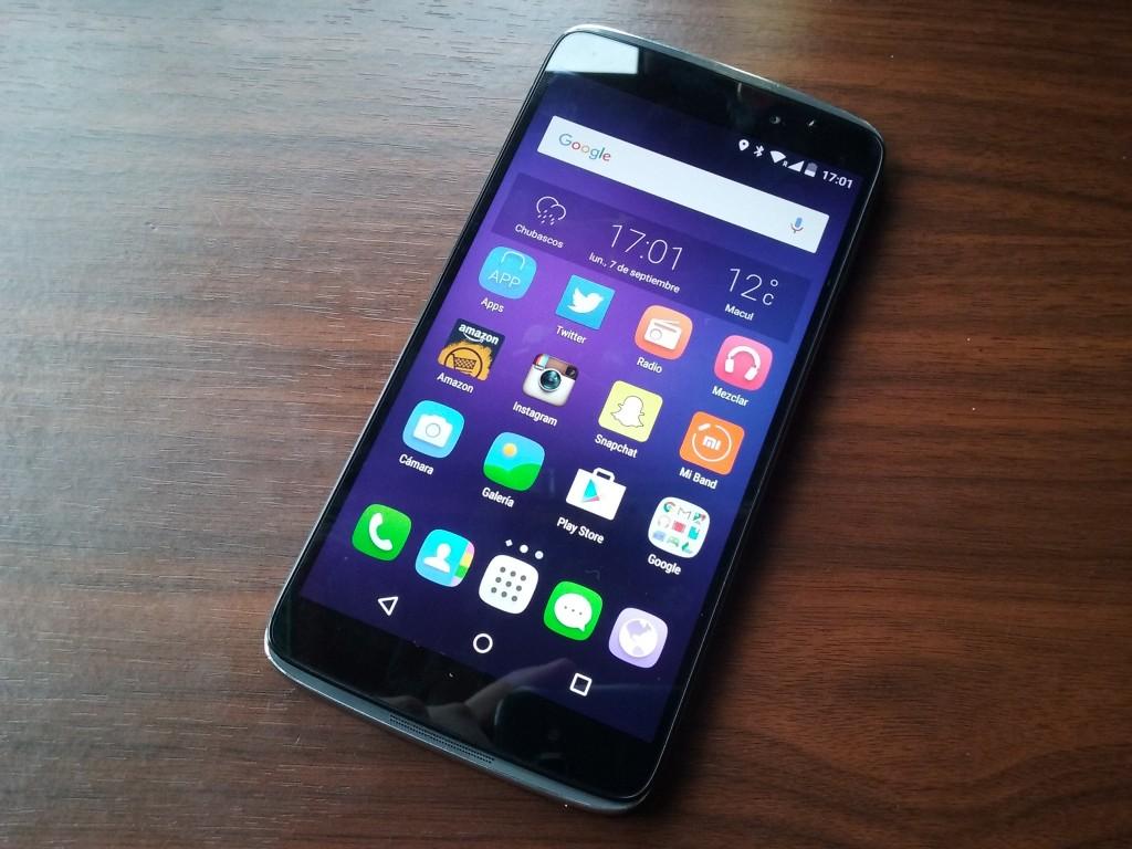 Alcatel One Touch İdol 3 (2)