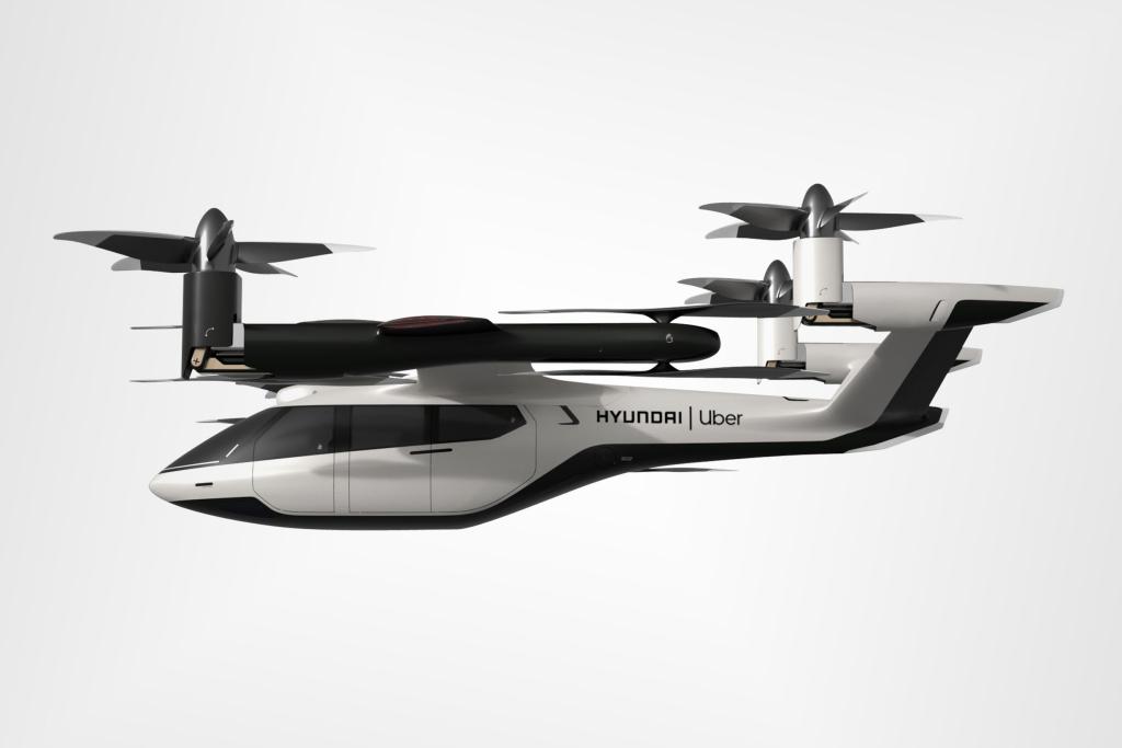 Technológia lietajúcich automobilov