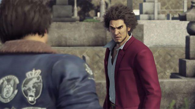 Yakuza 7 Kampfstil RPG wird mehr übertriebene Possen erlauben