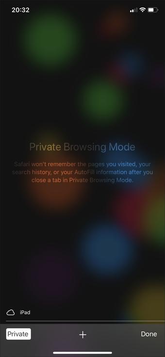 El mejor navegador de privacidad de Ipad 7