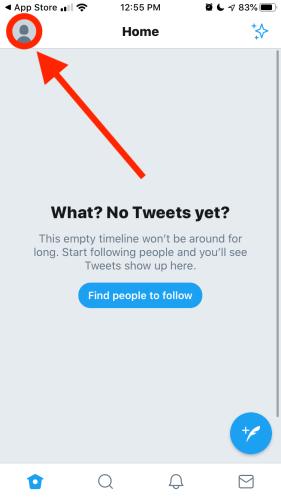 Cara Menghapus Anda Twitter Akun secara permanen 5