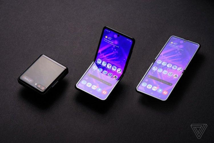 2    jour de Galaxy Z Flip. Investir ou échouer? 3
