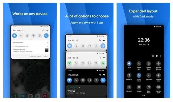 Instalar One Shade en Android