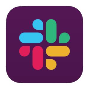 Aplicación de gestión empresarial afloja logotipos