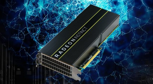 AMD Radeon Instinct MI100 Kebocoran, Petunjuk pada Massive, 8192-core GPU 1