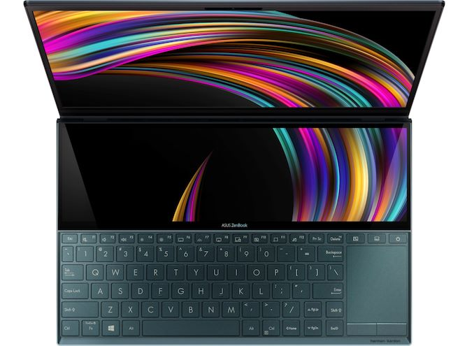 ASUS ZenBook Duo UX481 Cüt ekranlı noutbuk təqdim edir 1