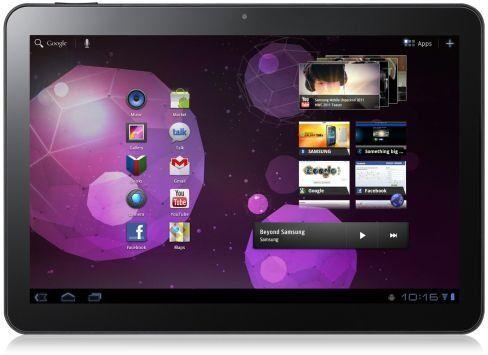 Nasıl kurulur Galaxy Tab 10.1 P7510 XWLP3 Android 4.0.4 ICS 6'nın son resmi ürün yazılımı