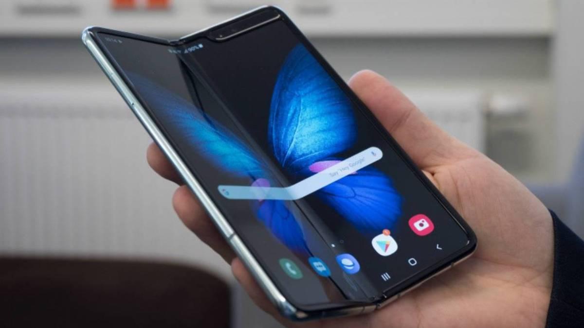 Ahora puedes comprar Samsung Galaxy Fold    flexible en España por ese precio 2.000 euros 1